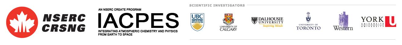 IACPES partner logos