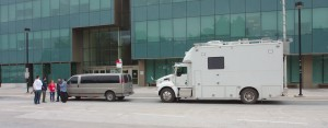 OME Mobile Air Monitoring Unit Vehicles