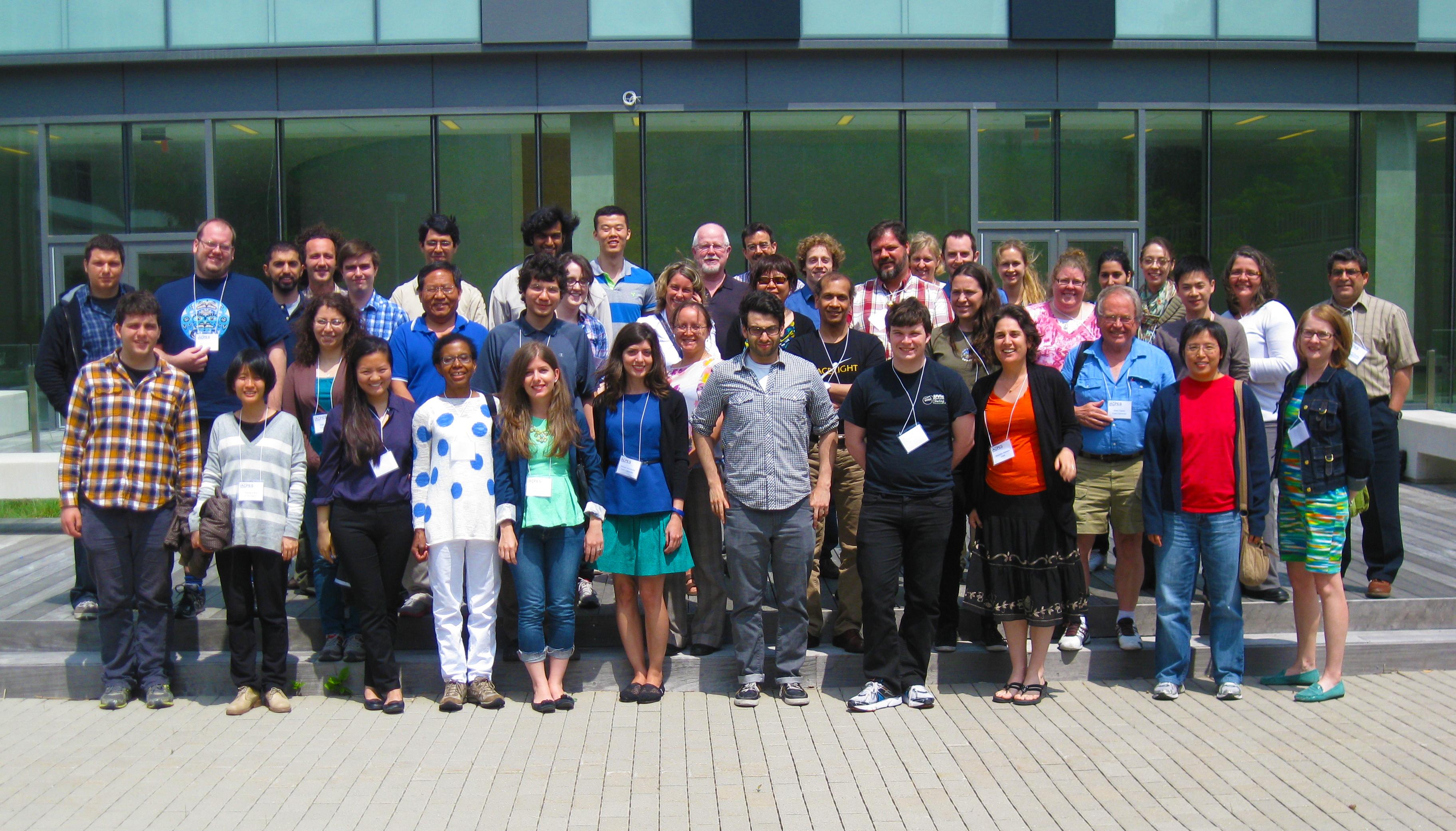 NSERC CREATE IACPES 2014