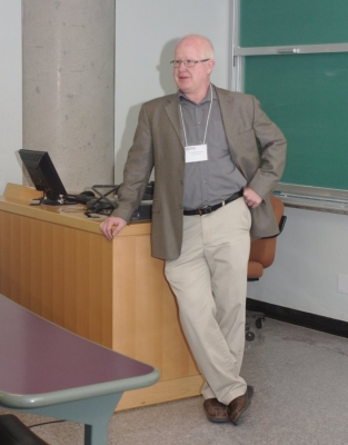 Symposium Day - Dr. McLaren