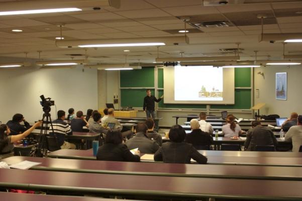 Symposium Day presenter - Greg Wentworth