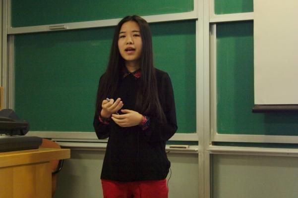 Symposium Day presenter - Nan Miao