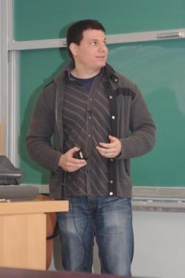 Symposium Day presenter - George Nikolakakos