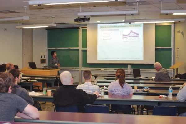 Symposium Day presenter - Ran Zhao