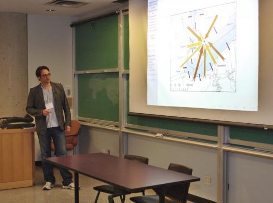 Symposium Day presenter - Jamie Halla