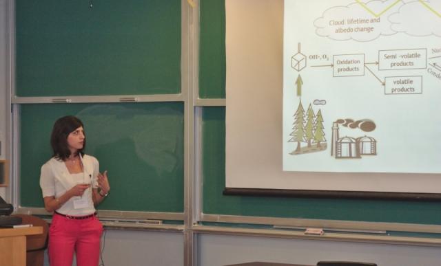 Symposium Day presenter - Mehrnaz Sarrafzadeh