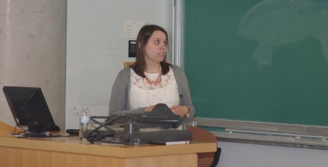 Symposium Day presenter - Christine Facca