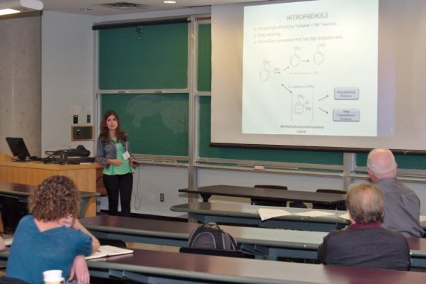 Symposium Day presenter - Marina Saccon